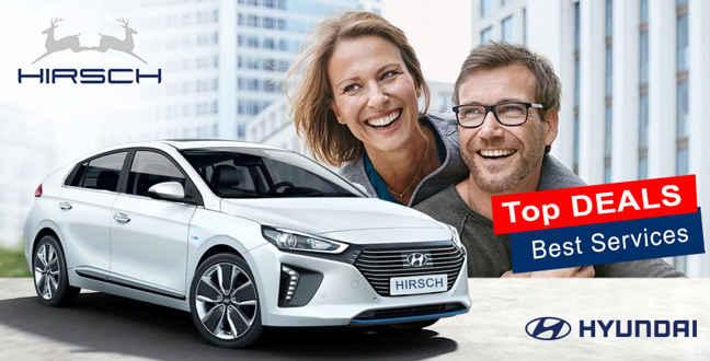 Hyundai Vertragshändler Harthauer Weg Crimmitschau Deals