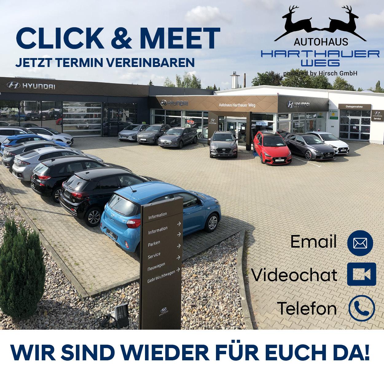 Hyundai Autohaus Harthauer Weg Crimmitschau