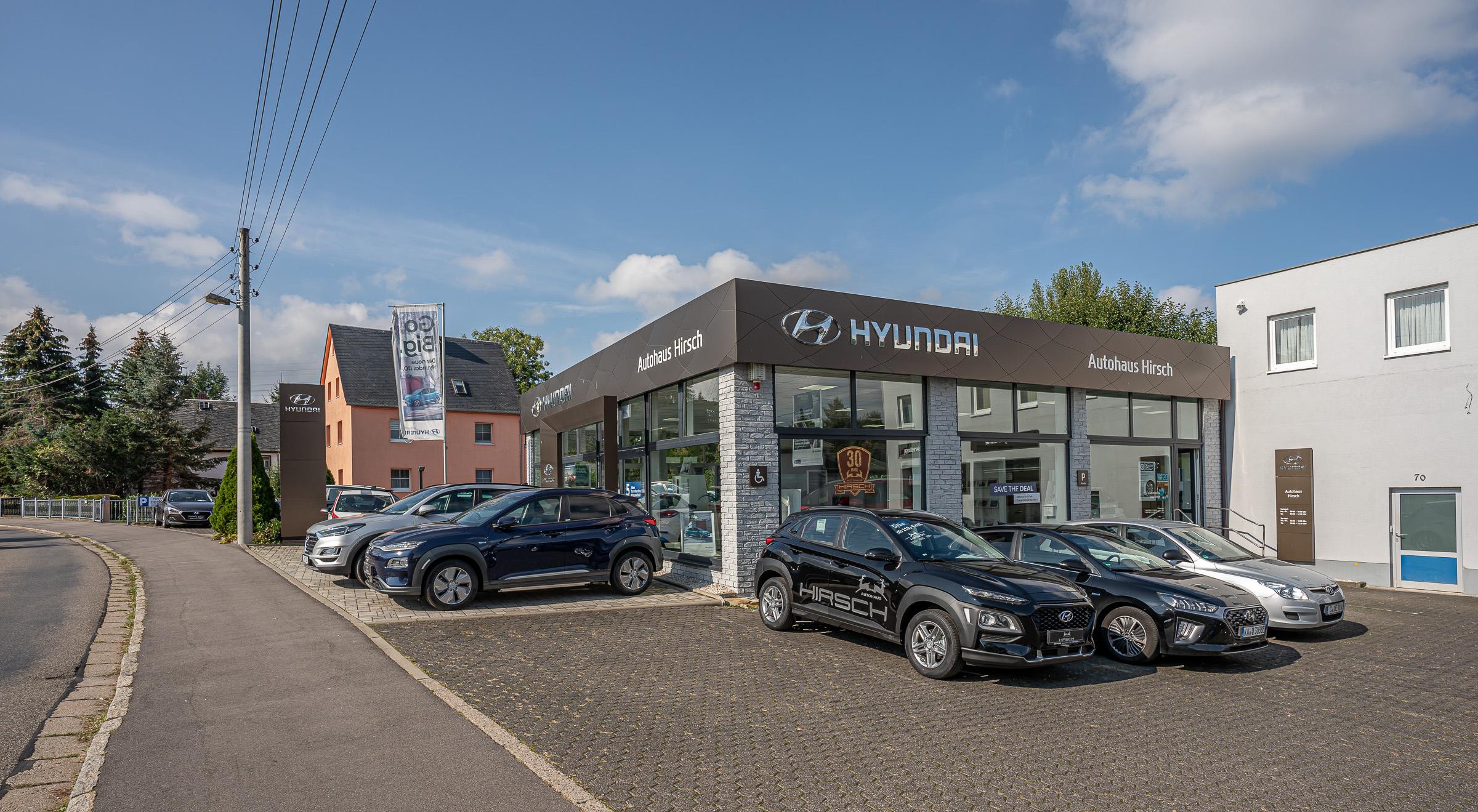 Hyundai Hirsch Röhrsdorf